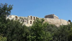 Tourist Attractions in Athens, Greece