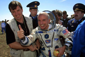 The World's First Space Tourist Arrived at the International Space Station 20 Years Ago — Here's What He Says About the Trip