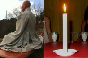 You Can Meditate With Real Monks Live From Japan With This Airbnb Experience