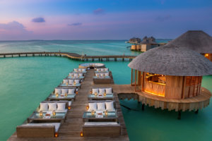 Chrissy Teigen and John Legend Just Vacationed at This Gorgeous Maldives Resort