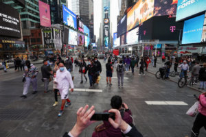 New York City Tourists Can Now Get Vaccinated in Popular Spots Like Times Square