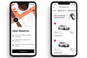 Uber Will Now Deliver Rental Cars Straight To Your Door