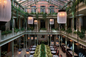 How NoMad Turned a Legendary Courthouse Into London's Coolest New Hotel