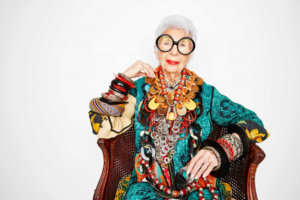 Fashion Icon Iris Apfel and Lowe's Want to Make Your Home Feel Like Palm Beach