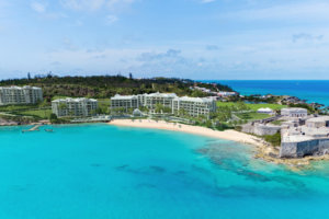 The St. Regis Bermuda Is Now Open on One of the Island's Best Beaches