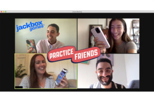 Anxious About Socializing After the Pandemic? Rent a Practice Friend From This Game Company