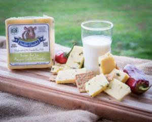 Indiana Now Has an Official Cheese Trail Showcasing Its Creameries Across the State