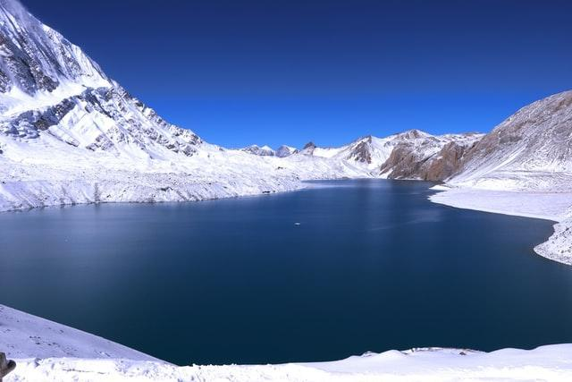 The hike to Tilicho Lake is one of the most difficult and beautiful treks in Nepal.