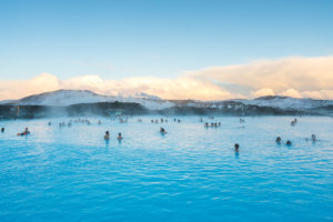 Blue Lagoon or Sky Lagoon? What to Know About Iceland's Famous Pools