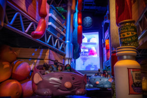 The New 'Ratatouille' Attraction Just Opened at Epcot — and We Took a Test Ride